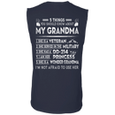 5 Things You Should Know About My Grandma DD214 T Shirt
