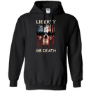 "Military T-Shirt ""LIBERTY OR DEATH SHIRT"""