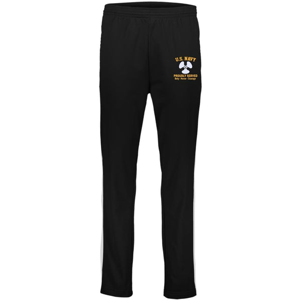 US Navy Machinist's Mate MM Logo Embroidered Pants