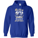 IT'S BEEN LONG DAY WITHOUT YOU DAD SEE YOU AGAIN T SHIRT