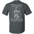 Veteran - Lord Make Me Fast  And Accurate T Shirt