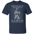 LORD MAKE ME FAST AND ACCURATE T SHIRT