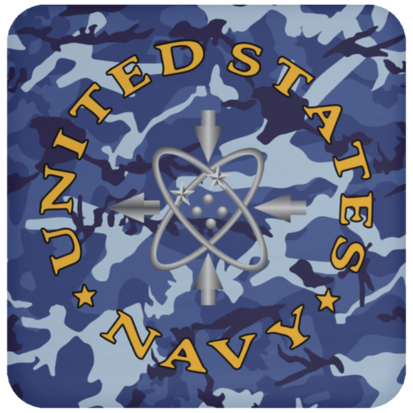 U.S Navy Data systems technician Navy DS - Proudly Served Coaster