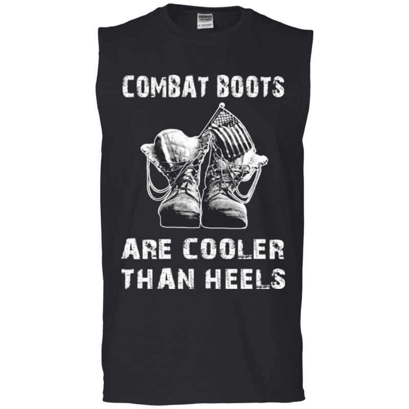 Combat Boots Are Cooler Than Heels