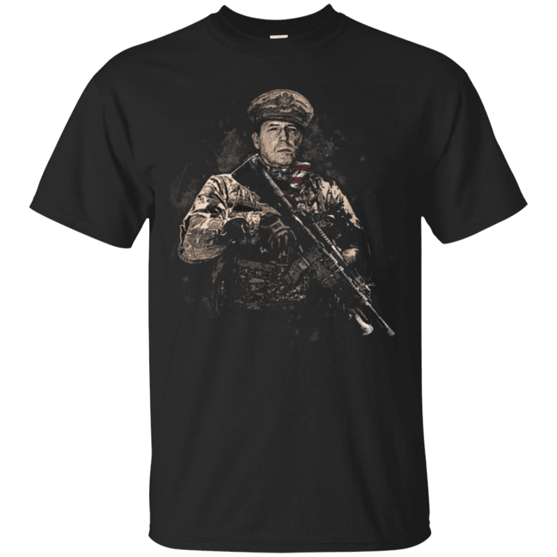 MacArthur Soldier Presidents T Shirt