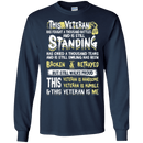 This Veteran Standing Cried and Smiling Broken & Betrayed T Shirt