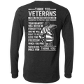 Thank You Veterans T Shirt