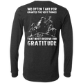 We Often Take For Granted The Very Things - Men Back T Shirt