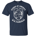 Veterans - Heroes Of America Men Front T Shirts