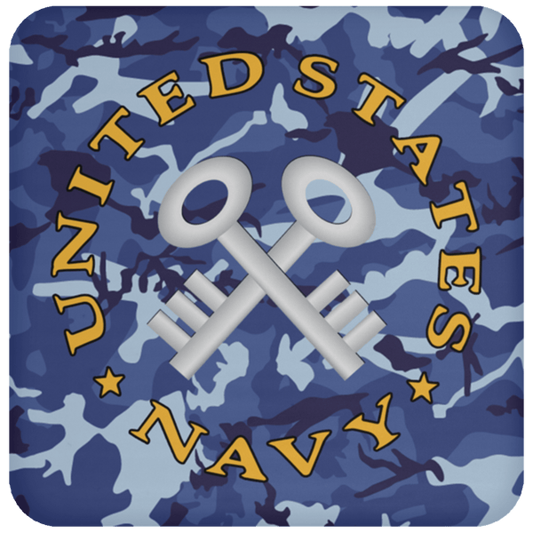 U.S Navy Logistics specialist Navy LS - Proudly Served Coaster