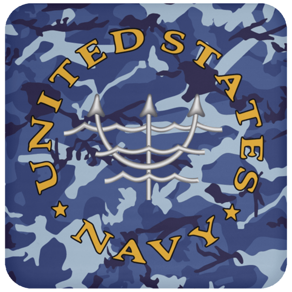 Navy Ocean Systems Technician Navy OT - Proudly Served Coaster