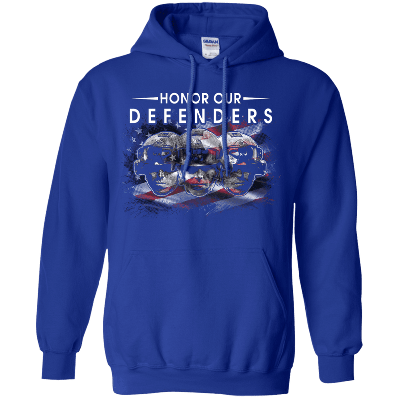 HONOR OUR DEFENDER T SHIRT