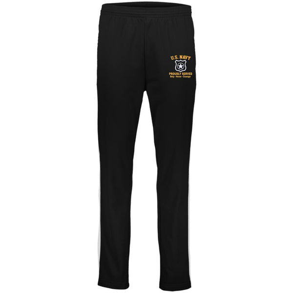 US Navy Master at Arms MA Logo Embroidered Pants