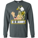 US Army Strong Front T Shirts