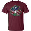 THE LUCKY PATRICK DAY VETERAN T SHIRT