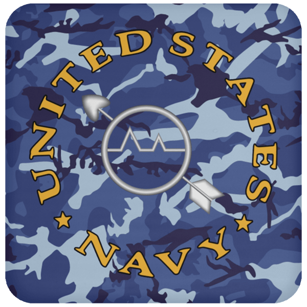 U.S Navy Operations specialist Navy OS - Proudly Served Coaster