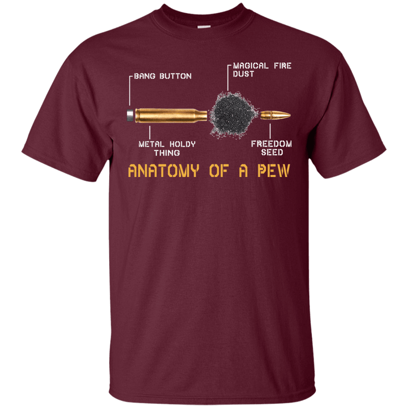 Anatomy Of A Few T Shirt