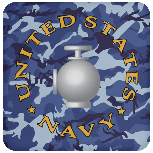 Navy Utilitiesman Navy UT - Proudly Served Coaster