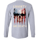 Liberty Or Death T Shirt