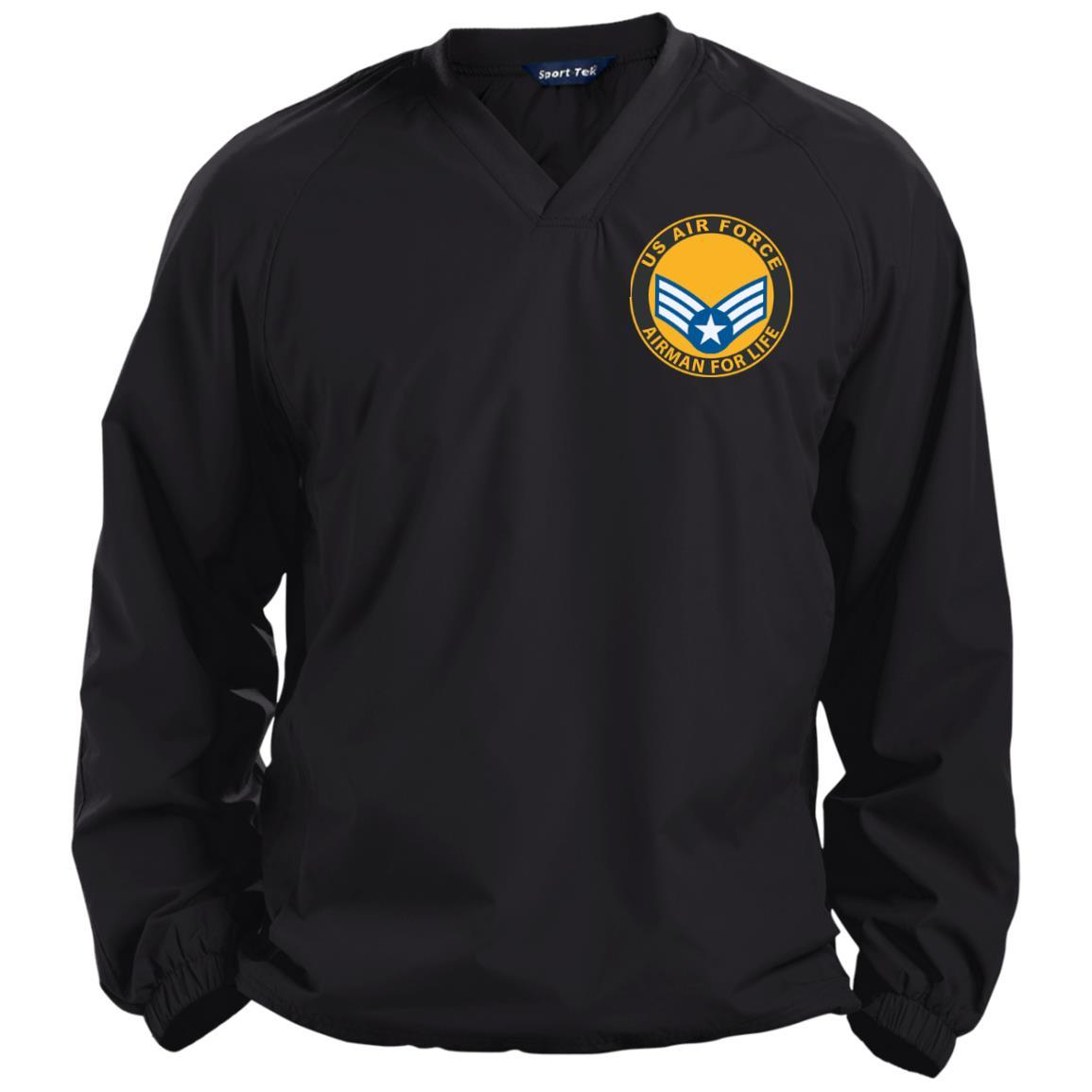 Air Force Airman For Life Windshirt