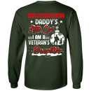 "Military T-Shirt ""I Am A Veteran's Daughter"""