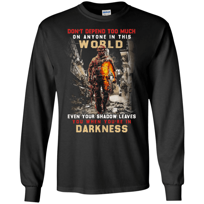 DARKNESS VETERAN T SHIRT