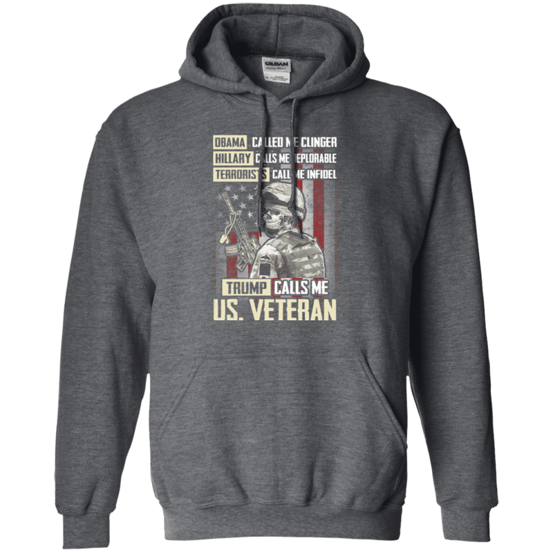 Trump Calls Me US Veteran T Shirt