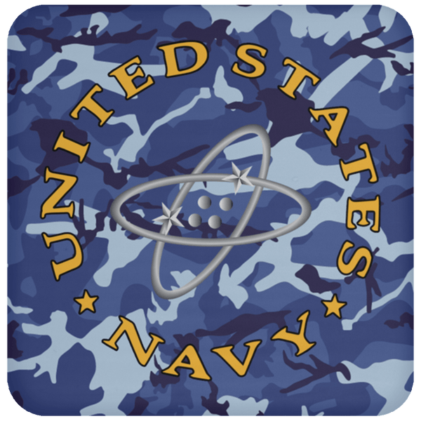 U.S Navy Electronics technician Navy ET - Proudly Served Coaster
