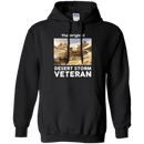 The Original Desert Storm Veteran Men Front T Shirts