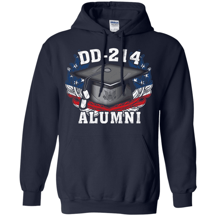83b4ffa2f51 Buy DD 214 Alumni Army Veteran Men Front T Shirts