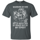 Warrior Of God T Shirt
