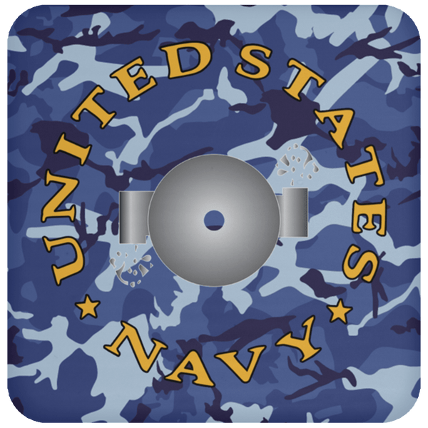 U.S Navy Boiler technician Navy BT - Proudly Served Coaster