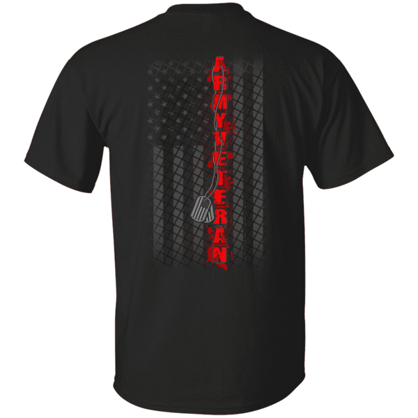 America Flag Army Veteran T Shirt