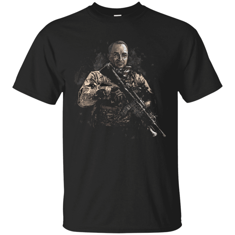 Harry Truman Soldier Presidents T Shirt