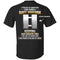 2 Percent Of Americans Have Worn An Army Uniform - US Navy Officer T-Shirt On Back