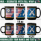 US Navy Rate - Personalized 11oz - 15oz Black Mug