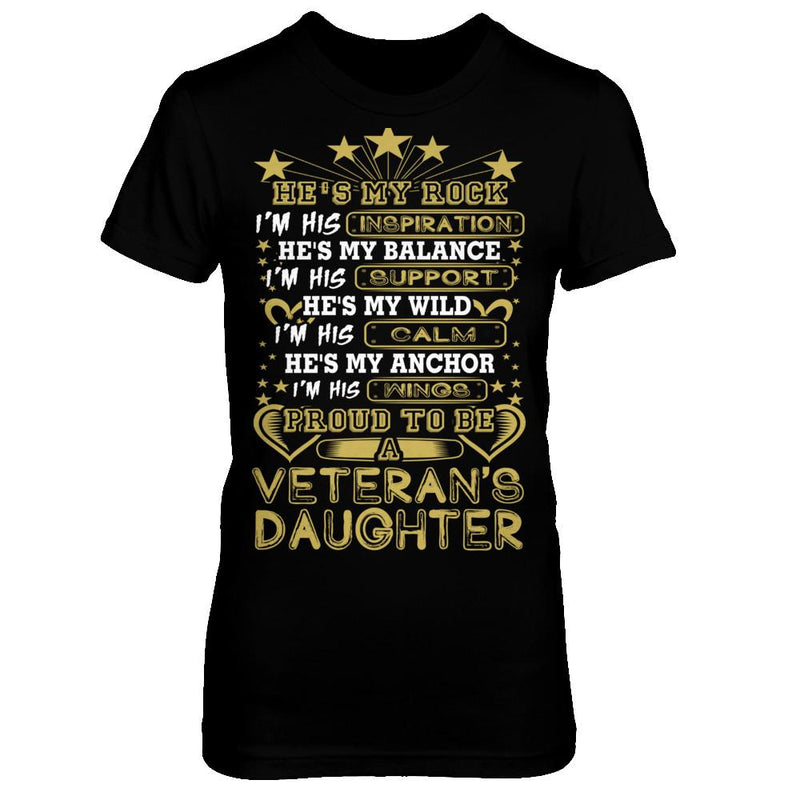 Proud To Be A Daughter Veteran