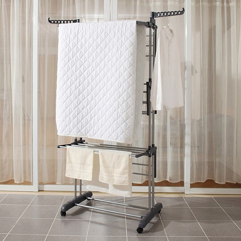 Foldable Laundry Drying Rack - Juzz4Baby