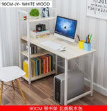 Study Table 90cm JY computer desk with bookshelf - Juzz4Baby