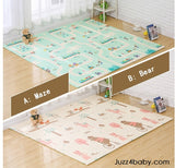 XPE premium Foldable Baby crawling Safety play mat - Juzz4Baby