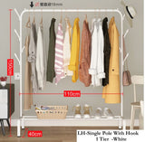 Sturdy Clothes Rack bedroom wardrobe Hanger - Juzz4Baby