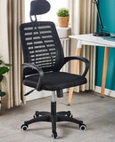 Premium Office Chair With Headrest - Juzz4Baby