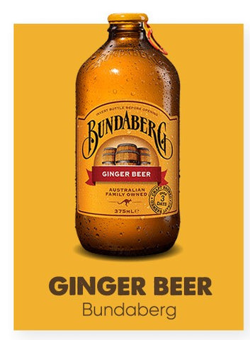 [375ML X 24 Bottles]Ready Stocks BUNDABERG ASSORTED [6 Flavours]