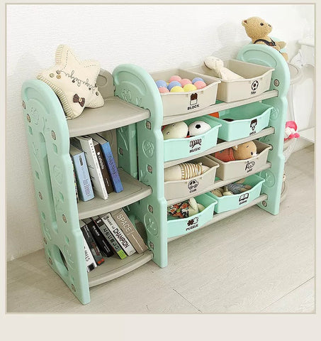 2019 Multi Purpose Kids Toy Storage Rack - Juzz4Baby