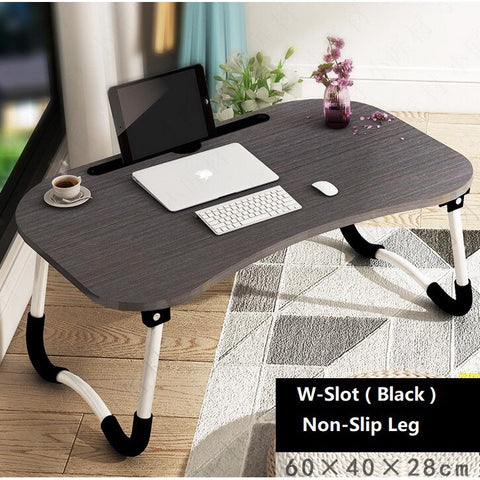 Free delivery Computer Laptop Foldable Lazy desk Bed Table - Juzz4Baby
