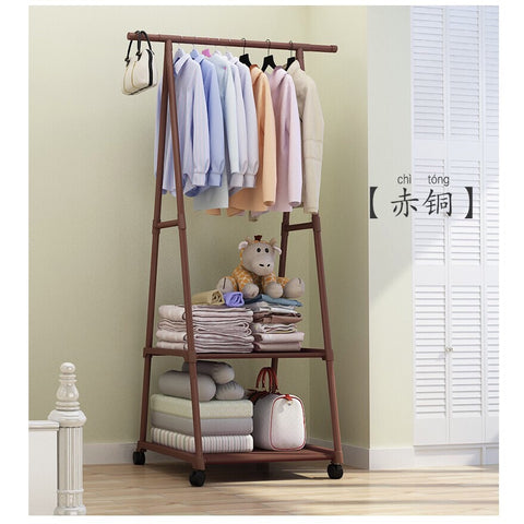 Triangle Design Clothes Rack - Juzz4Baby