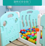 2019 New Arrival Shell Design DIY Safety Play Yard Play Pen Playpen - Juzz4Baby