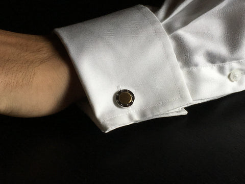 How To Wear Cufflinks 4
