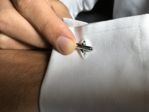 How To Wear Cufflinks 3