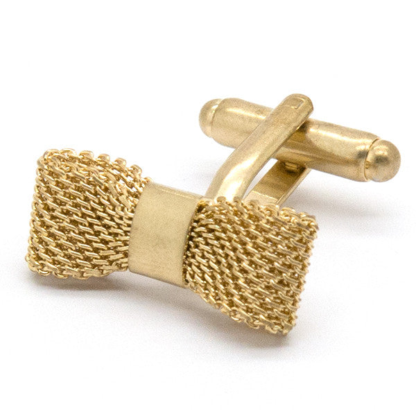 Papillon Gold Cufflinks